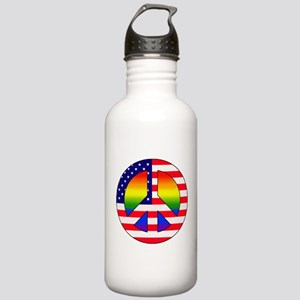 Gay Patriot Stainless Water Bottle 1.0L