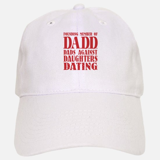 DADD Dads Against Daughters Dating (Blk) Baseball