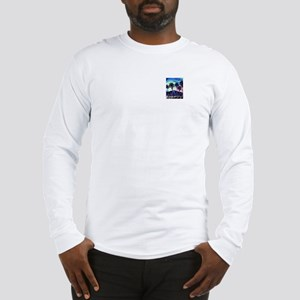 Palm Springs Night Long Sleeve T-Shirt