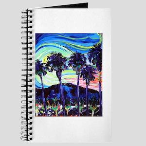 Palm Springs Night Journal