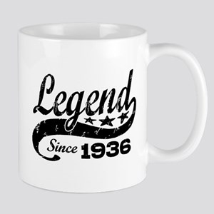Legend Since 1936 Mug