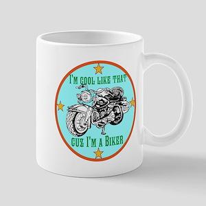 Biker Dude Mug