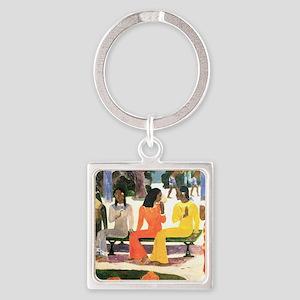 Paul Gauguin Keychains
