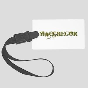 MacGregor Large Luggage Tag
