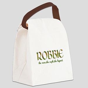 RobbieLegend Canvas Lunch Bag