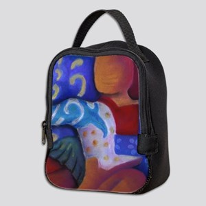 Bridge Inner & Outer Worlds Neoprene Lunch Bag