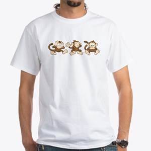 No Evil Monkey T-Shirt
