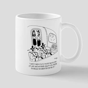 Flying Cartoon 7547 11 oz Ceramic Mug