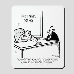 Time Cartoon 5138 Mousepad