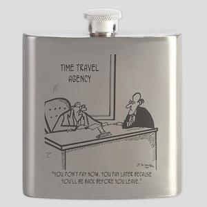 Time Cartoon 5138 Flask