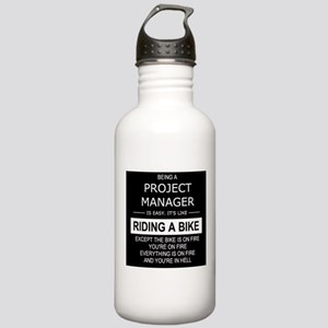Project Manager IN HEL Stainless Water Bottle 1.0L