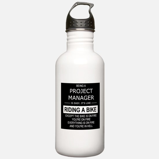 Project Manager IN HEL Water Bottle