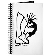 Kokopelli Rock Climber Journal