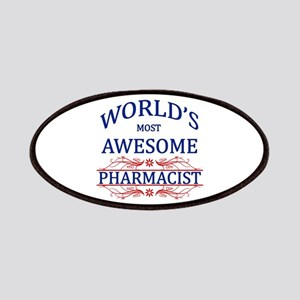 World's Most Awesome Pharmacist Patches
