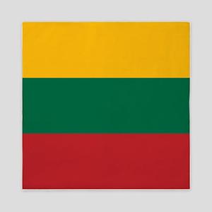 Flag of Lithuania Queen Duvet