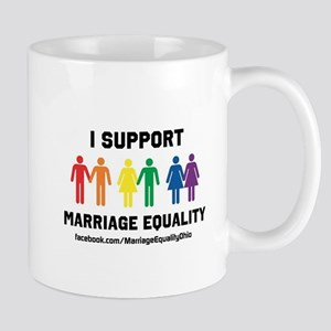 I Support Marriage Equality Mug