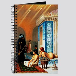 Gerome - Pool in a Harem Journal