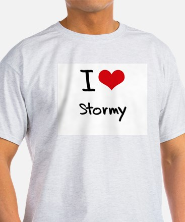 I love Stormy T-Shirt