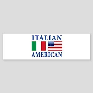 Italian American Bumper Sticker