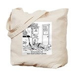 Chaos Cartoon 6292 Tote Bag