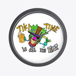 Tike Time is all the Time Wall Clock