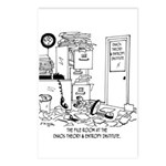 Chaos Cartoon 6292 Postcards (Package of 8)