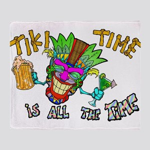 Tike Time is all the Time Throw Blanket