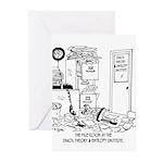 Chaos Cartoon 6292 Greeting Cards (Pk of 10)