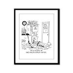 Chaos Cartoon 6292 Framed Panel Print