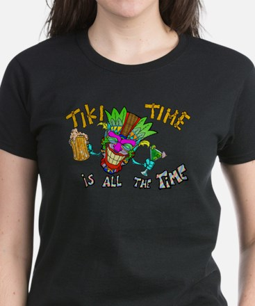 Tike Time is all the Time T-Shirt