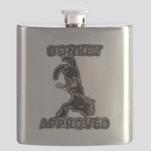 Donkey Approved Flask