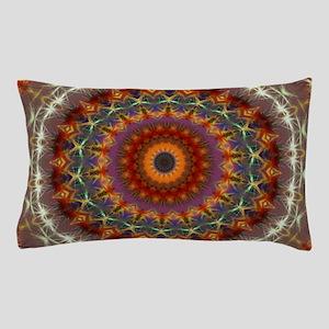 Natural Earth Mandala Pillow Case