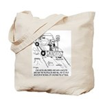Truck Cartoon 0040 Tote Bag