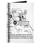 Truck Cartoon 0040 Journal