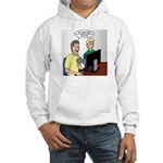 Video Game Realism Hooded Sweatshirt
