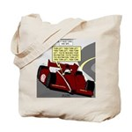 Racing GPS Tote Bag