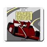 Racing GPS Mousepad