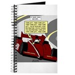 Racing GPS Journal