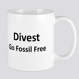 Divest go fossil free Mug