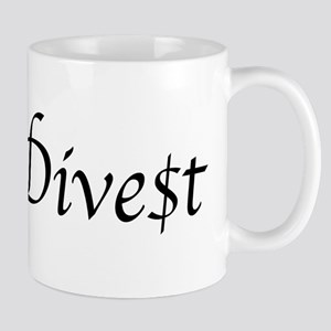Divest Mug