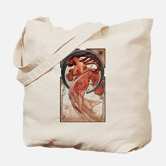 Mucha Dance Tote Bag