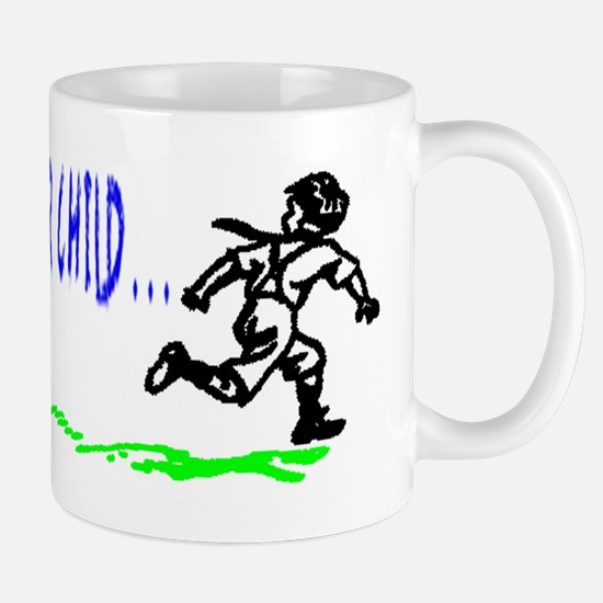 Unique Your inner child Mug