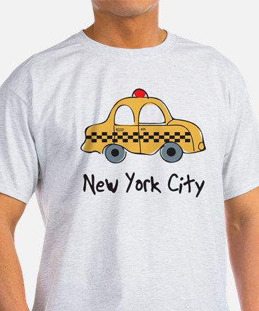 NYC_TAXI_02 T-Shirt