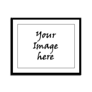 Your Own Image Framed Panel Print