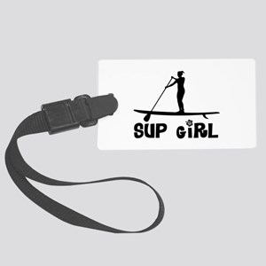 SUP_Girl-b Luggage Tag