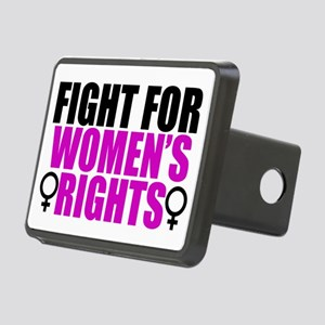 Women's Rights Rectangular Hitch Cover