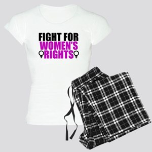 Women's Rights Women's Light Pajamas