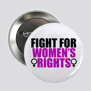 """Women's Rights 2.25"""" Button"""
