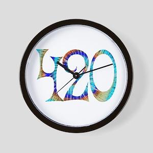 420 - #1 Wall Clock