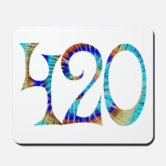 420 - #1 Mousepad